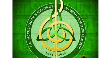 L E McCullough's Traditional Music Book Volume II