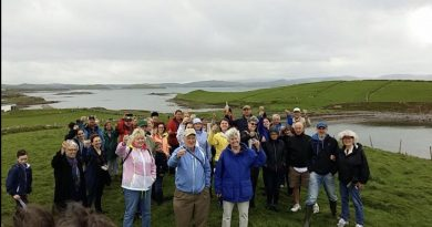 From Clew bay to Cleveland, a call to the Golden Clan