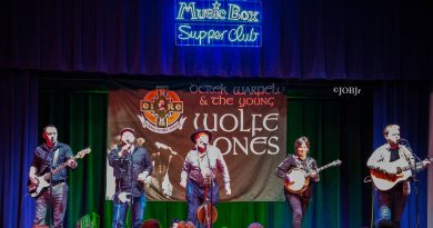 Out of the Mailbag … Comes Songs & Stories: Derek Warfield & The Young Wolfe Tones