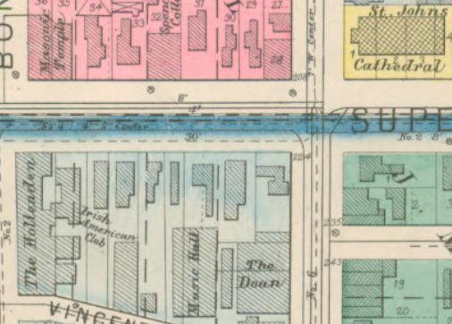 Cleveland Irish: Business was a Boomin'